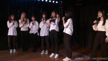 200327 AKB48 Theater Performance 1630 – HD