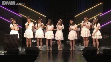 200330 HKT48 Theater Performance 1830 – HD – Tsukiashi Amane Graduation