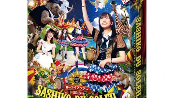 HKT48 Spring Live Tour ~Sashiko du Soleil 2016~
