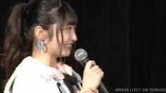 200628 NMB48 Online Birthday 1700 – HD – Horinouchi Momoka Graduation Ceremony