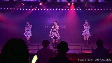 200905 AKB48 Theater Performance 1800 HD