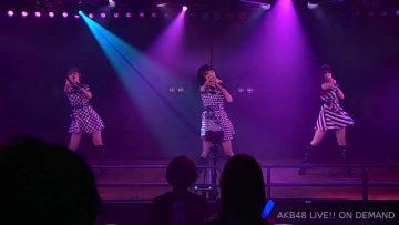 200908 AKB48 Theater Performance 1900 HD