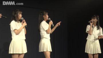 200911 STU48 Extracurricular Activities Performance 1800 HD Sakaki Miyu Birthday