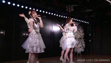 200914 AKB48 Theater Performance 1900 HD Komiyama Haruka Birthday Event