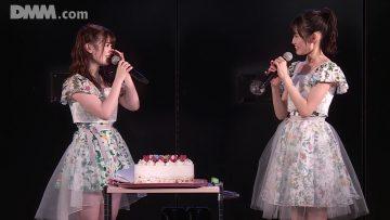 201013 AKB48 Theater Performance 1830 – HD – Kurosu Haruka Birthday