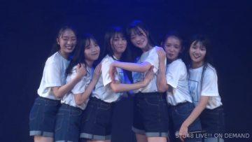 201021 STU48 Extracurricular Activities Performance 1800 – HD – Morishita Maiha Birthday
