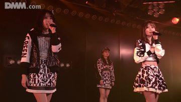 201024 AKB48 Theater Performance 1200 – Kshou-suru Monotachi – HD – Ichikawa Manami Birthday