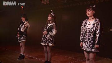 201024 AKB48 Theater Performance 1600 – Kshou-suru Monotachi – HD – Yumoto Ami Birthday