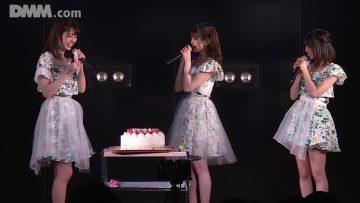 201027 AKB48 Theater Performance 1830 – HD – Yoshikawa Nanase Birthday