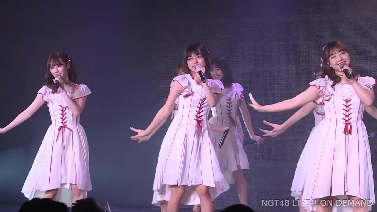 201029 NGT48 Theater Performance – Tano Ayaka Graduation Speical Performance 1800 – HD