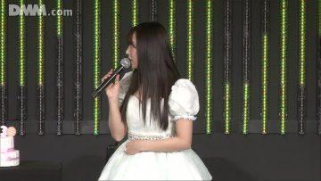 201104 NMB48 Theater Performance 1900 – Shiroma Miru Birthday – HD.mp4