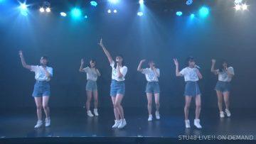 201106 STU48 Extracurricular Activities Performance 1800 – HD – Yabushita Fu Birthday