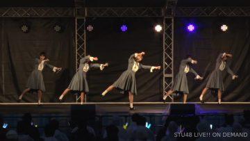 201107 STU48 Ganpeki Okugai Live 1630 – HD