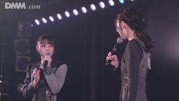 201115 AKB48 Theater Performance 1800 – HD – Nagatomo Ayami Birthday.mp4