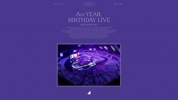Nogizaka46 8th Year Birthday Live