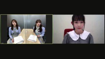 210225 Nama no Idol ga Suki – Nogizaka46 Matsumura Sayuri, Tamura Mayu & SKE48 Kawashima Miharu & ≠ME – HD.mp4-00001