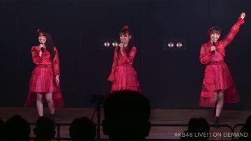210403 AKB48 Theater Performance 1800 – HD.mp4