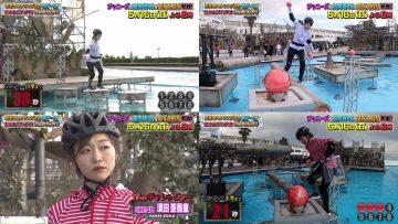 210508 Chou Suijou Survival Ochiruna! – AKB48 Minegishi Minami & SKE48 Suda Akari – HD-tile