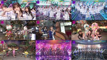 210614 CDTV Live! Live! – Nogizaka46 & HKT48 & NMB48 – Cut – HD-tile